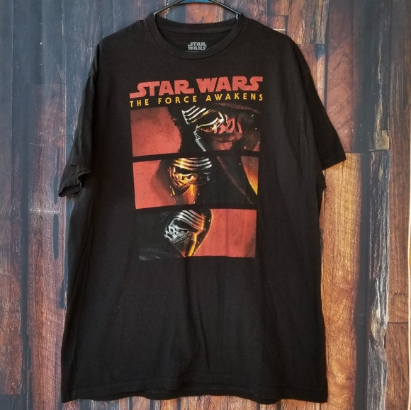 Star Wars Other - Star Wars The Force Awakens Shirt